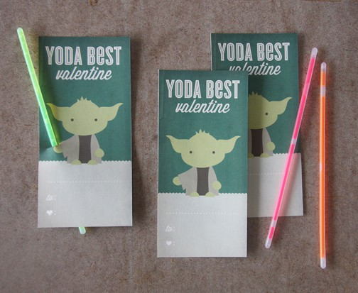 yoda best valentine from Design Wash Rinse Repeat