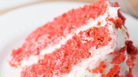 The Worlds Best Red Velvet Cake