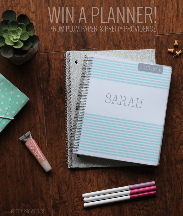 planner by plum paper