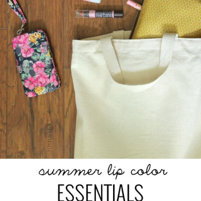 Simplifying for Spring & Summer