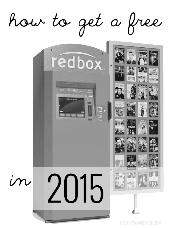 Never pay for a redbox again! How to consistently get free redbox codes in 2015!