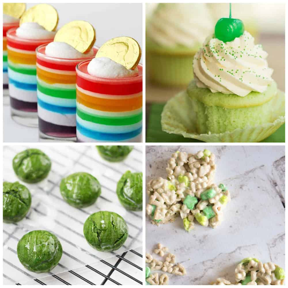 St. Patrick's Day Treat Ideas