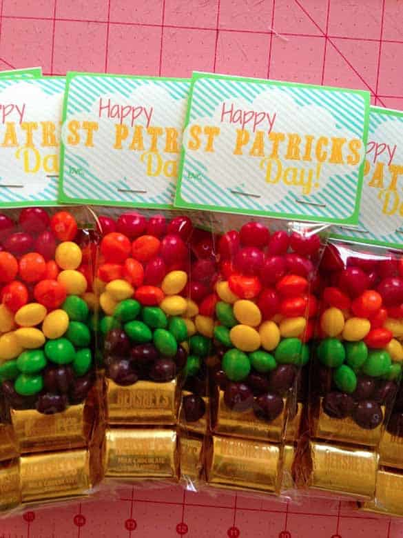 21+ Fun and Festive St. Patrick's Day Treats! Your family will love these, super easy way to celebrate!