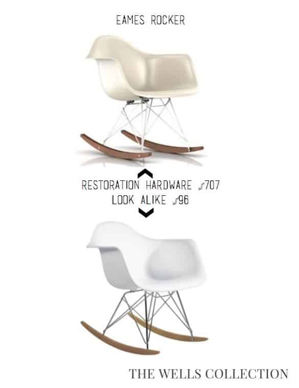 Eames look alike for a fraction of the price!