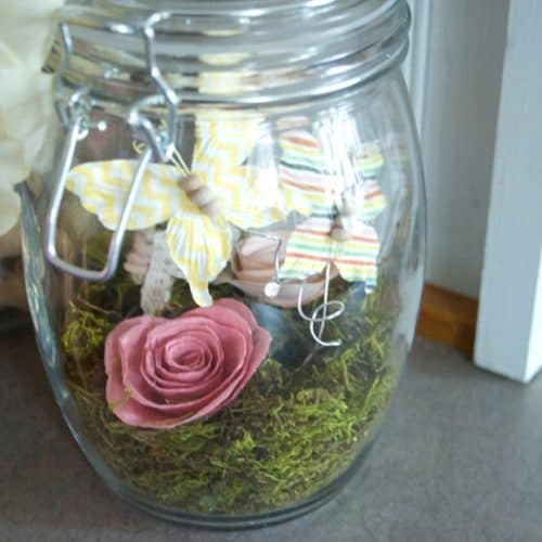 DIY Spring in a Jar