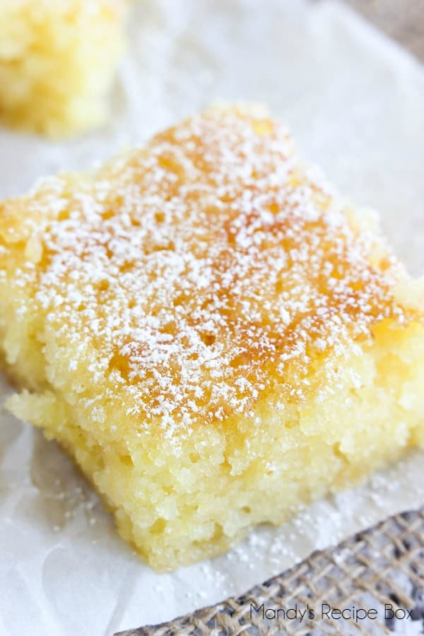 Pineapple Bars