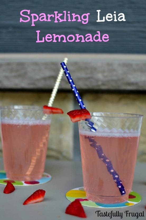 Sparkling Leia Lemonade: The perfect drink for any Star Wars or  May the Fourth celebration