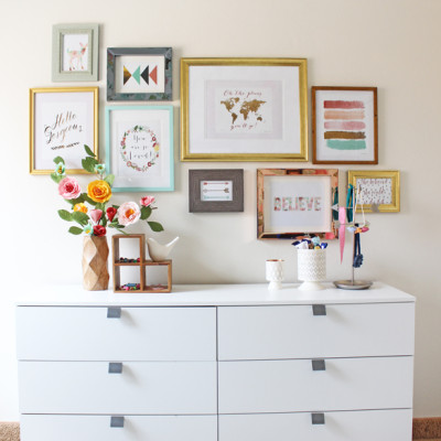 Nora's Whimsical Eclectic Little Girls Room
