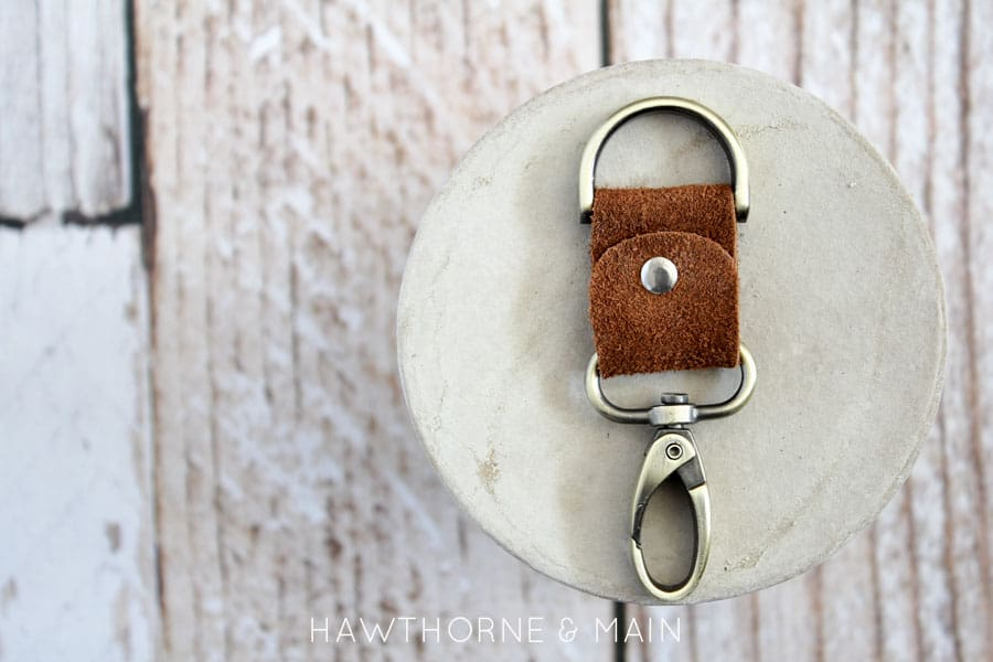 Leather Key Chain 9