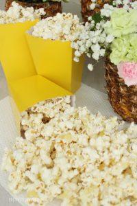 Pina Colada Popcorn!