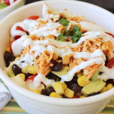 buffalo-chicken-bowls