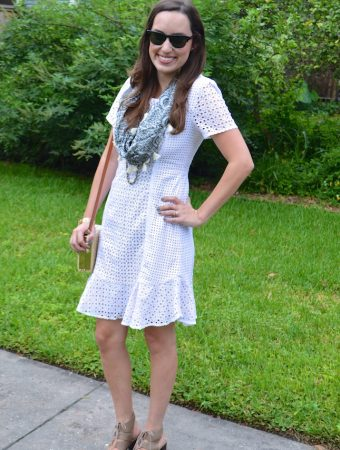 lone star looking glass, shopping anthropologie sale, anthropologie white dress