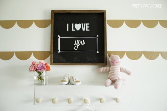 black-white-nursery-chalkboard