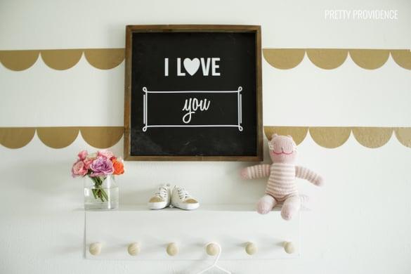 black-white-nursery-chalkboard