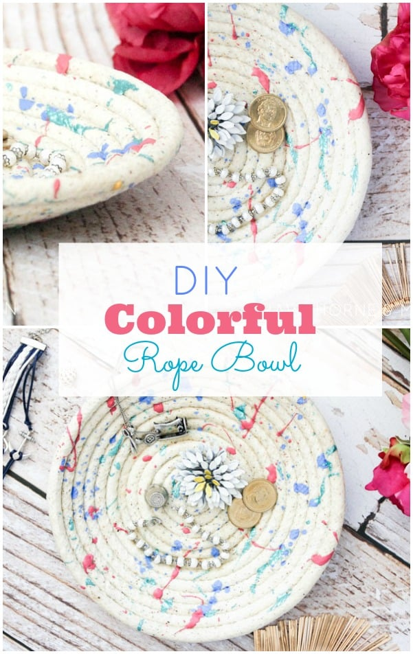 colorful rope bowl TITLE