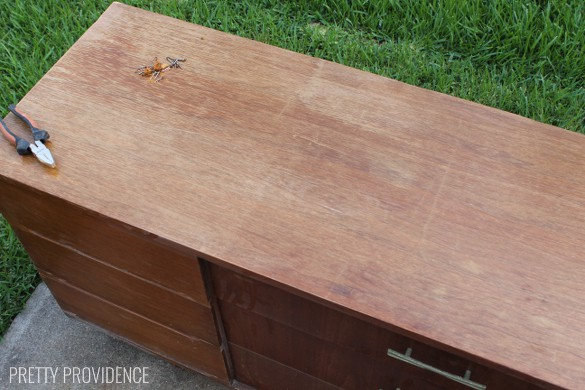 credenza-top-before
