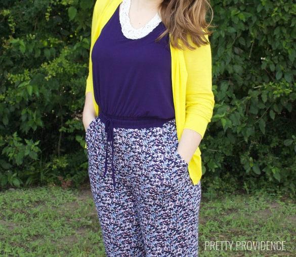 Fun summer outfit + Burlington style haul video!