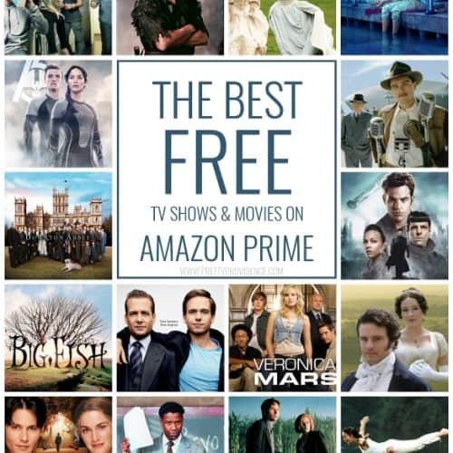 Best FREE TV & Movies on Amazon Prime