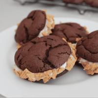 S'moreo cookies!