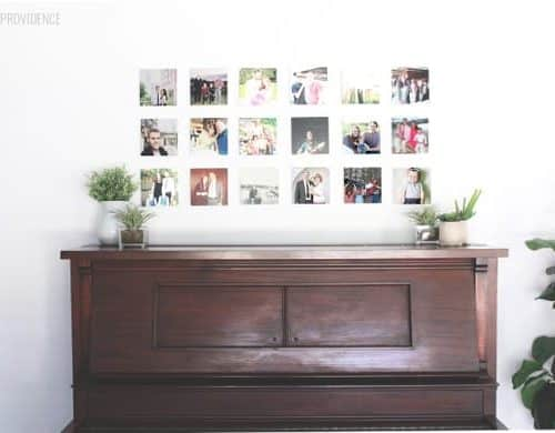Family Gallery Wall + Room Update