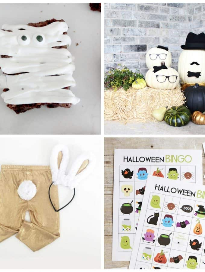 Halloween traditions! Tons of fun ideas to do with your kids and family and friends in October!