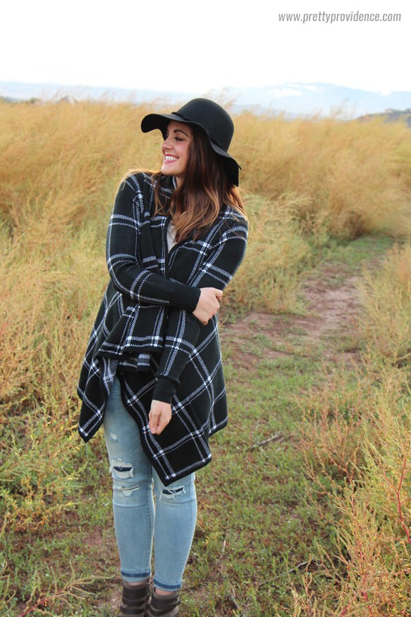 Love this fall look! Cute and cozy.