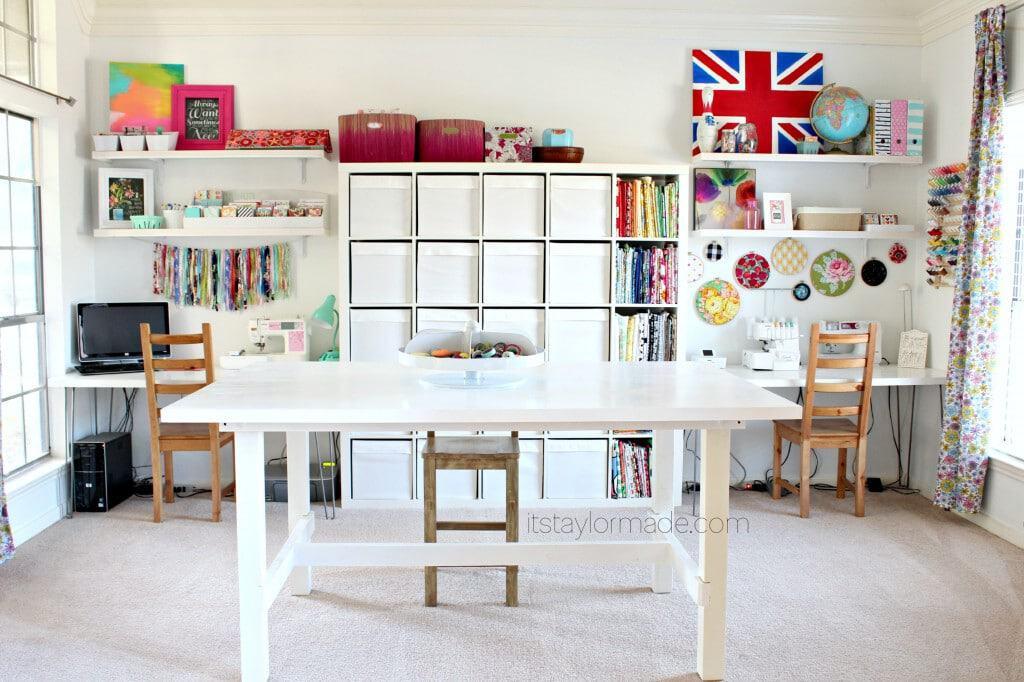 Craft Room Creative Office Ideas