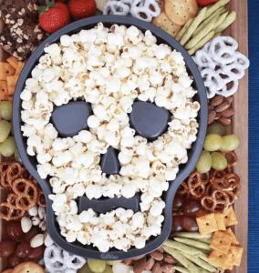 Halloween Snacks Tray Salty & Sweet!