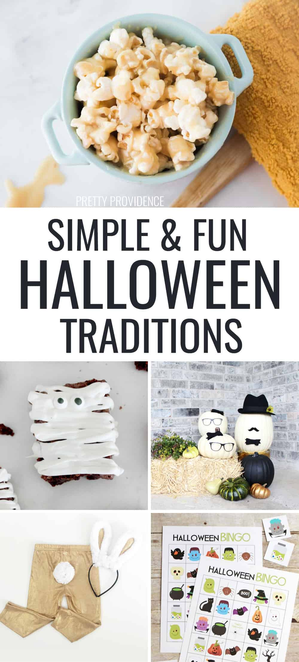 Fun Halloween traditions to do with your kids or with family & friends! Halloween treats, activities to do and more!