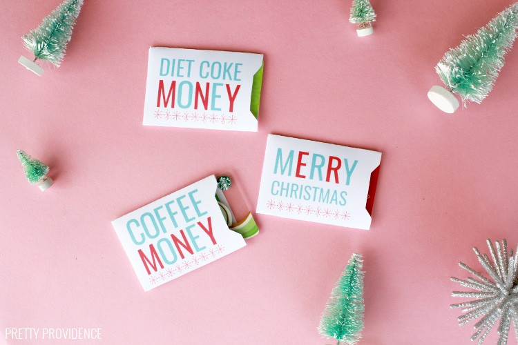 gift card holders christmas 1