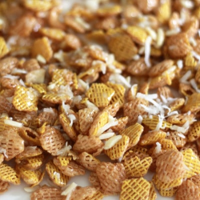 GORP – The Best Snack Mix in the World