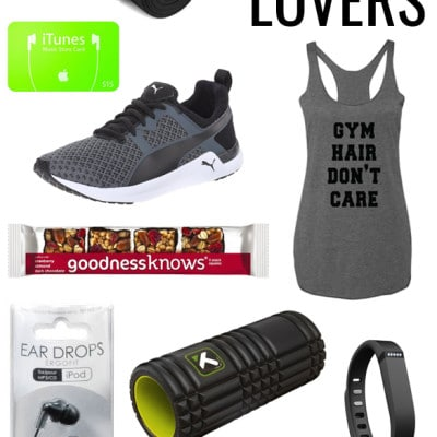Great Gifts for Fitness Lovers
