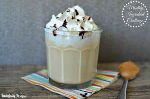 Peanut Butter Milkshake | Tastefully Frugal