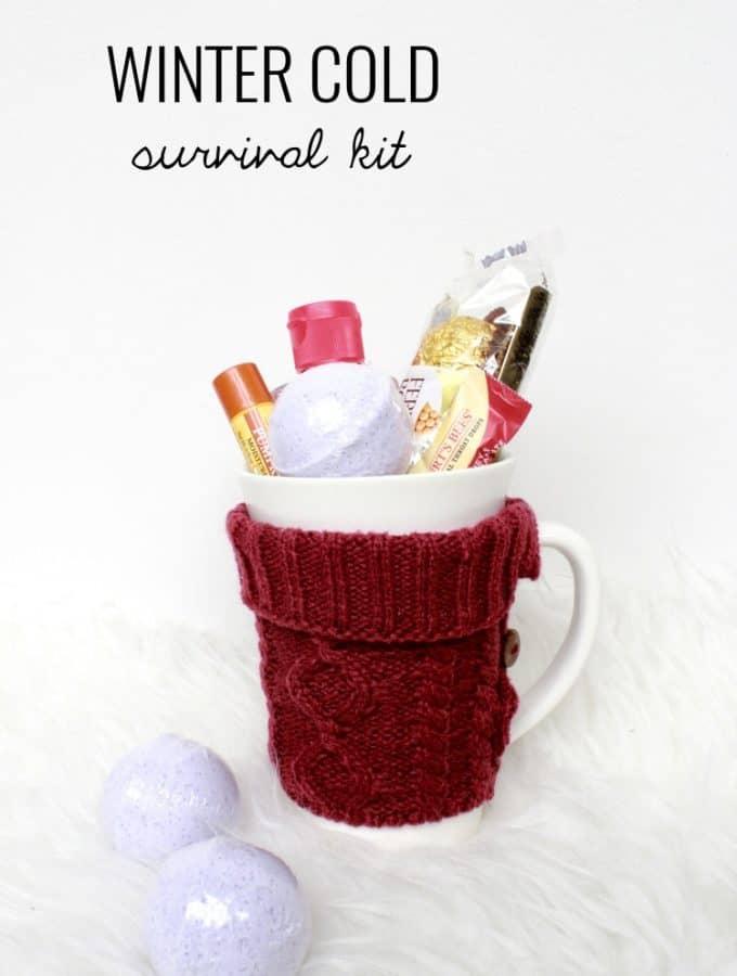 Cold Survival Kit