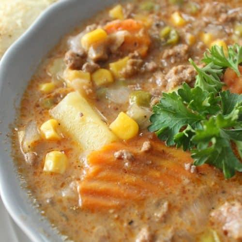 Easy Crock-Pot Beef Stew