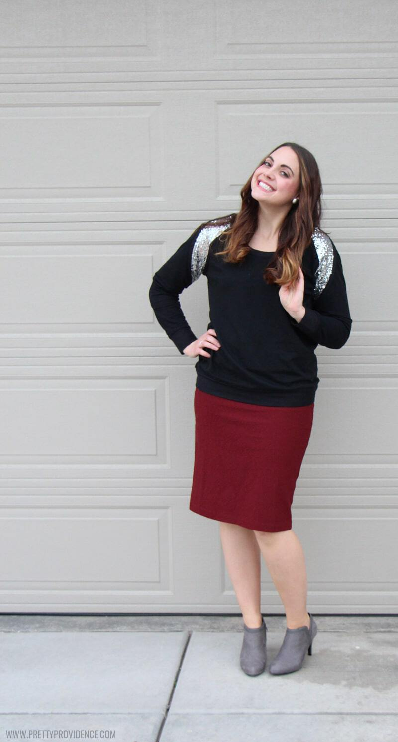 Dressed up for the holidays! prettyprovidence.com