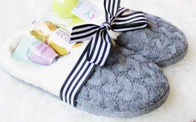 slippers-gift-idea-treats