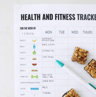 Food Excercise Tracker