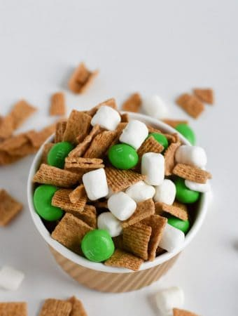 St. Patrick's Day Trail Mix
