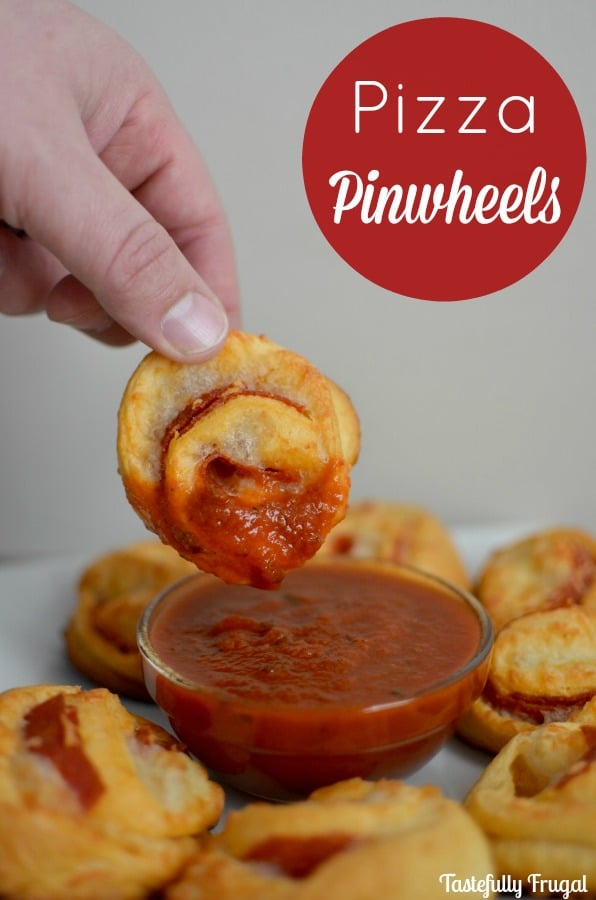 3 Ingredient Pizza Pinwheels: The Ultimate Snack for Game Day (or any day)!