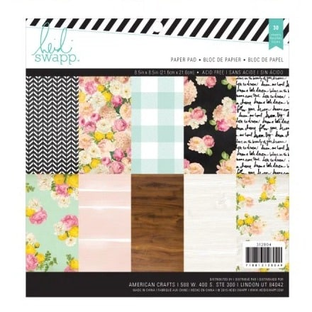 Heidi Swapp Marquee Spring Paper Pad