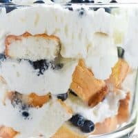 3 Ingredient Blueberry Trifle-2