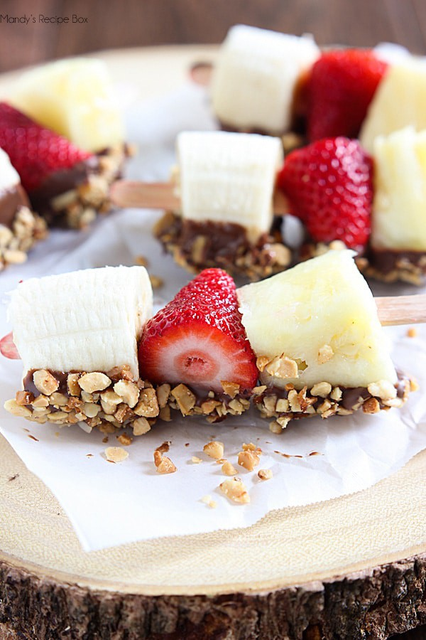 Banana Split Treats B