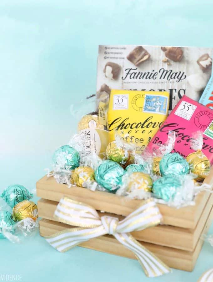 Box of Chocolate Gift Idea