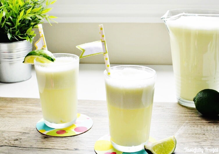 Brazilian Lemonade!