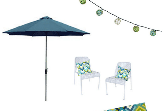Patio Makeover Plans