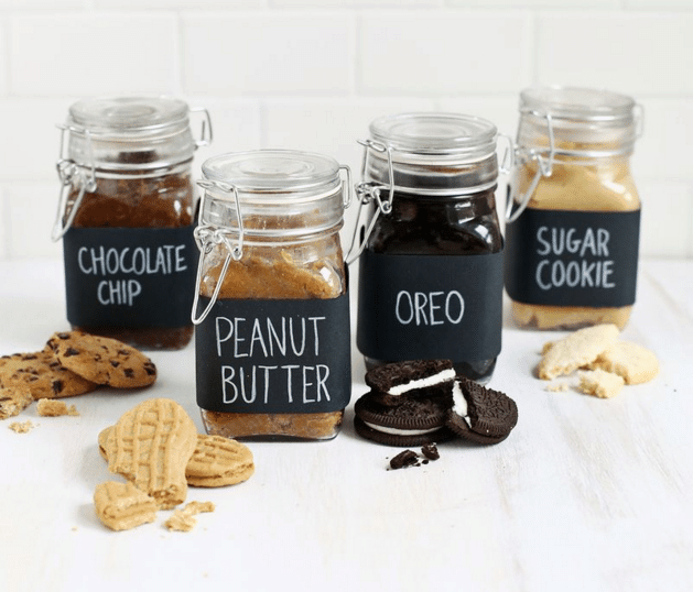 Home made cookie butters from abeautifulmess.com