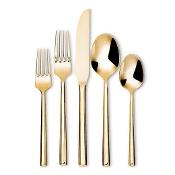 Gold Flatware best price! Super affordable at $20