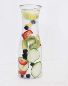 5 delicious and refreshing infused water recipes!!!