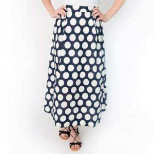 polka-dot-skirt